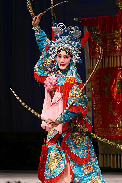 Chinese song and dance 2